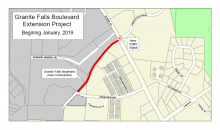 Granite Fall Boulevard Extension