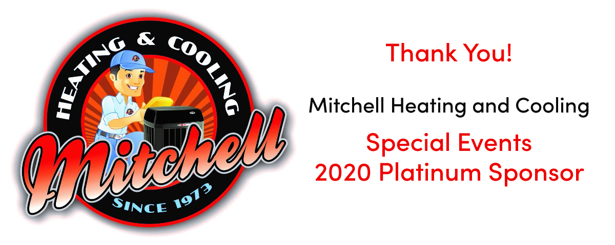 Mitchell Heating and Cooling Logo
